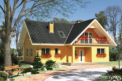 Proiecte case catalog de case si vile moderne for Imagini case moderne